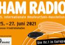 OTKAZAN HAM RADIO 2021 U FRIEDRICHSHFENU