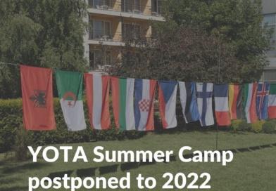 YOTA LJETNI KAMP ODGOĐEN ZA 2022. GODINU