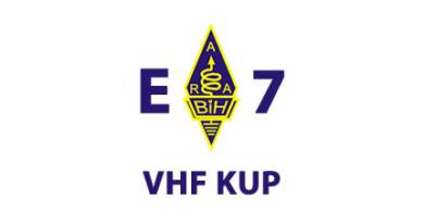 E7 VHF KUP – REZULTATI TAKMIČENJA