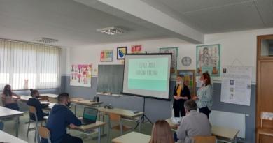 Prezentacija Ljetne škole radioamaterizma u Stjepan Polju