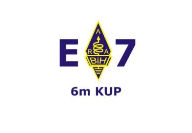 REZULTATI E7 6m KUP 2021