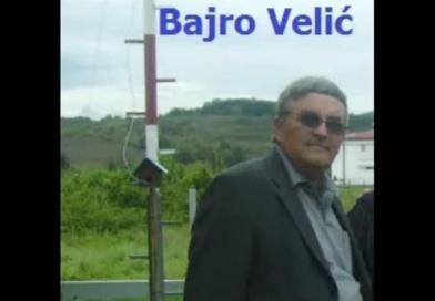 BAJRO VELIĆ, E75DVB SK